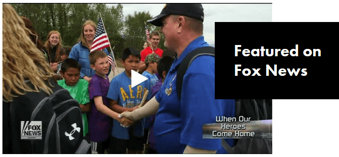 Hunt 4 Life Foundation featured in Fox News