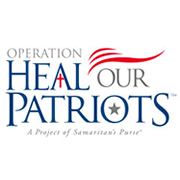 Operation Heal Our Patriots logo